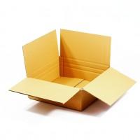 Flache Faltkartons - Höhen 140 bis 180 mm