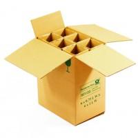 Weinkarton 6er - Flaschenversand mit Postzulassung