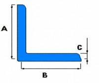 PE Schaumprofil - L-Profil