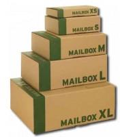 Versandkarton MAILBOX POST